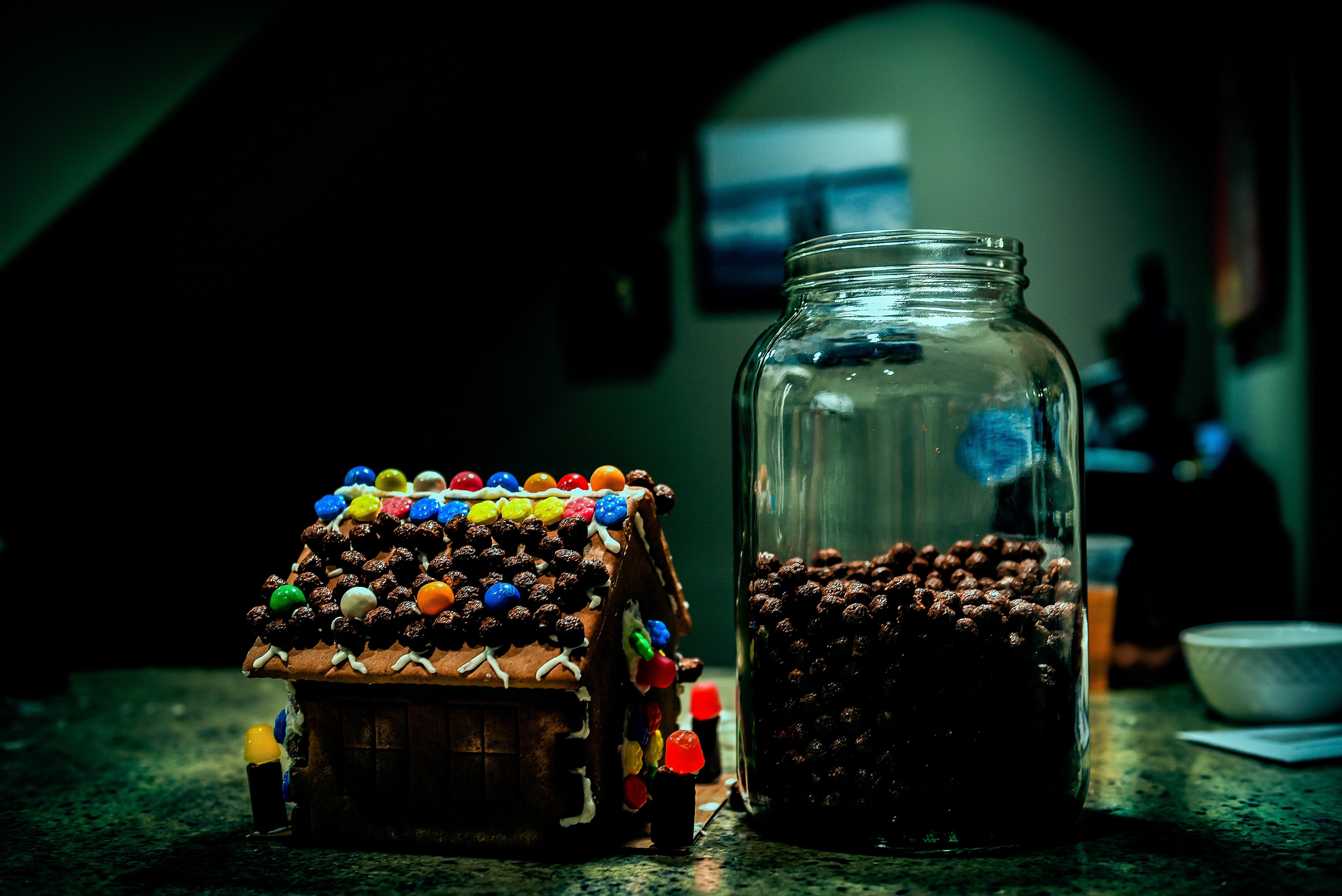 La boîte de chocolat