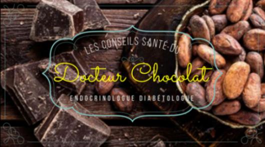 Bienvenue chez le Docteur Chocolat!